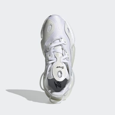 Women Originals White Torsion X Shoes