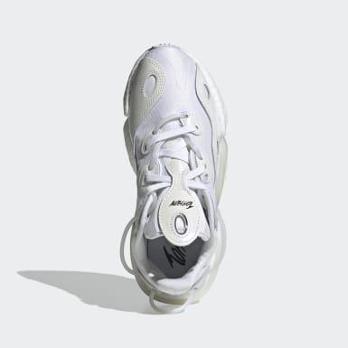 Kvinder Originals Hvid Torsion X sko
