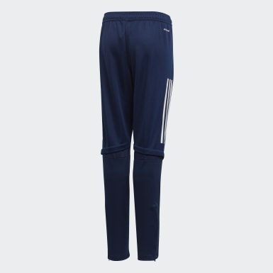 Youth 8-16 Years Training Blue Condivo 20 Training Tracksuit Bottoms