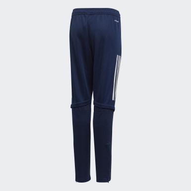 Děti Trénink modrá Kalhoty Condivo 20 Training