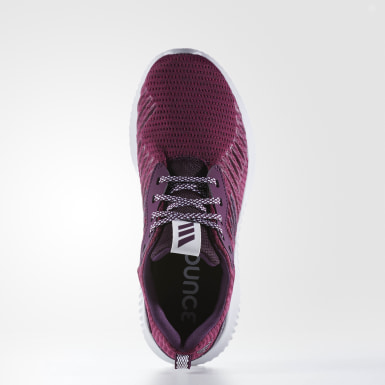 Zapatillas alphabounce RC Rojo Mujer Running