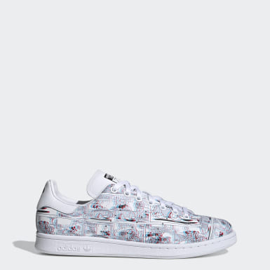 Originals White Stan Smith Disney Mickey Mouse Shoes