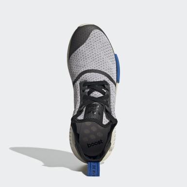 Chaussure NMD_R1 gris Hommes Originals