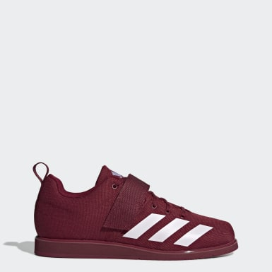 Weightlifting Burgundy Powerlift 4 Shoes