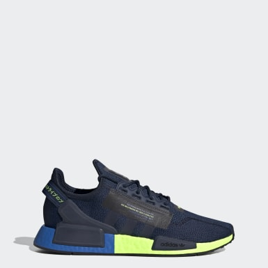 Originals Blue NMD_R1 V2 Shoes