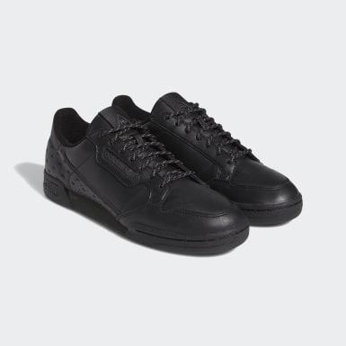 Men Originals Black Pharrell Williams Continental 80 Shoes