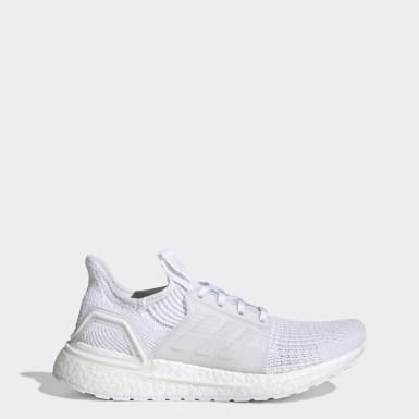 Women Running White Ultraboost 19 Shoes