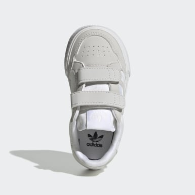 Kids Originals White Continental Vulc Shoes