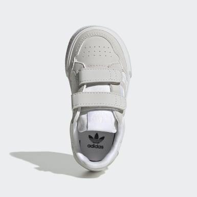 Sapatos Continental Vulc Branco Criança Originals