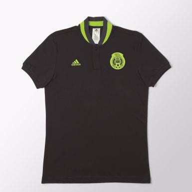 FMF ANTH POLO Negro Hombre Fútbol