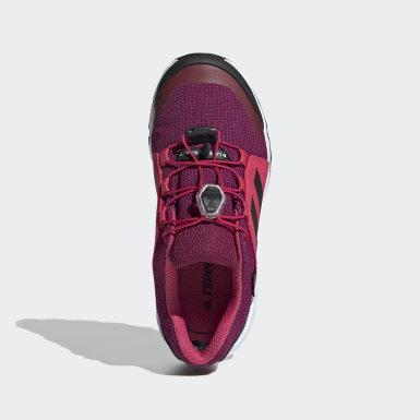 Sapatos de Caminhada GORE-TEX TERREX Roxo Criança TERREX