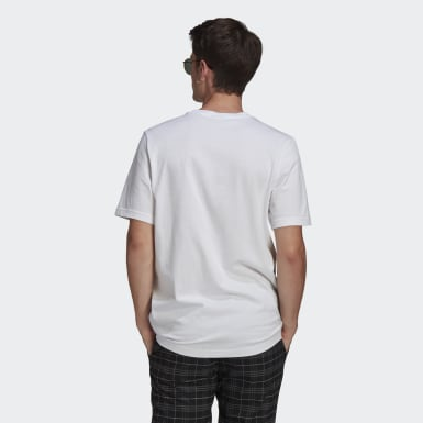 Originals London Trefoil T-Shirt Weiß