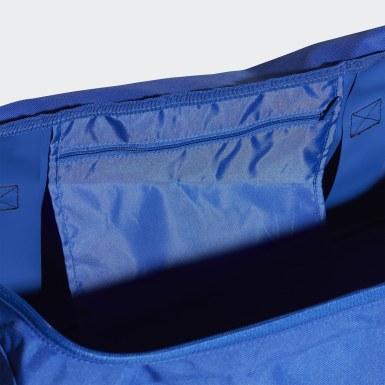 Bolsa de deporte grande Tiro Azul Training