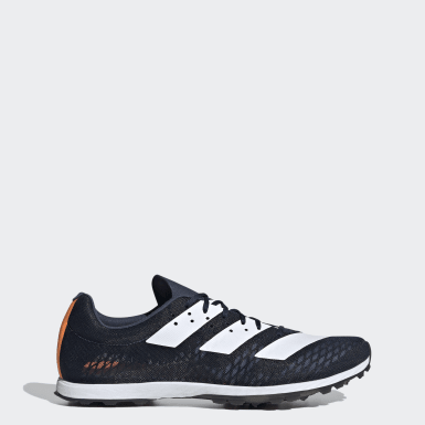 adizero XC Sprint Shoes Niebieski
