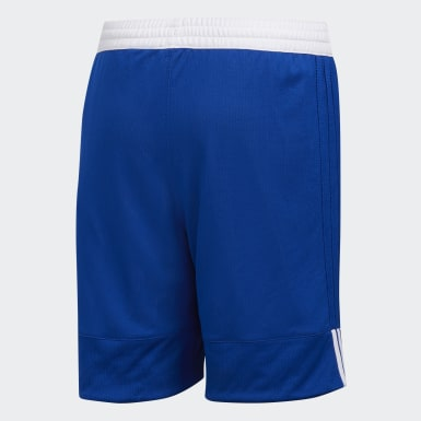 Short 3G Speed Reversible Bleu Enfants Basketball