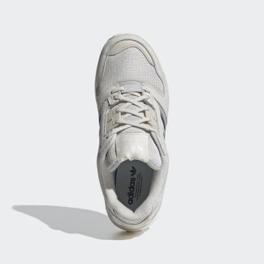 Frauen Originals ZX 8000 Schuh Grau