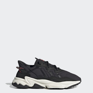 Men Originals Black OZWEEGO Shoes
