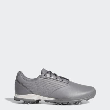 Chaussure de golf Adipure DC2 gris Femmes Golf