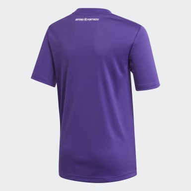 Youth Soccer Purple Orlando City SC Home Jersey