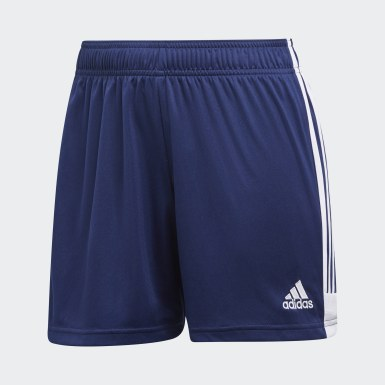 Women Soccer Blue Tastigo 19 Shorts