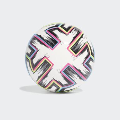 Minibola Uniforia Branco Futebol