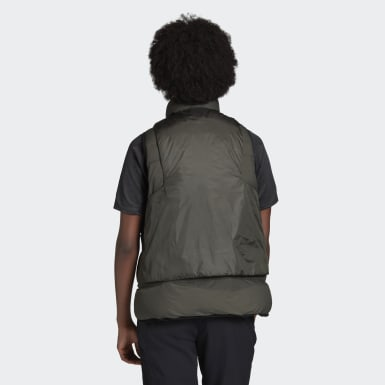 Women City Outdoor Green COLD.RDY Down Vest