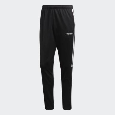 Pants de entrenamiento Sereno 19 - Corte Medio Negro Hombre Fútbol