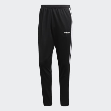 Men Football Black Sereno 19 Training Pants