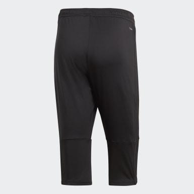 Pantalón 3/4 Condivo 18 Negro Hombre Fútbol
