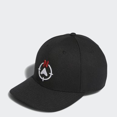 CAN FA HAT noir Hommes Golf