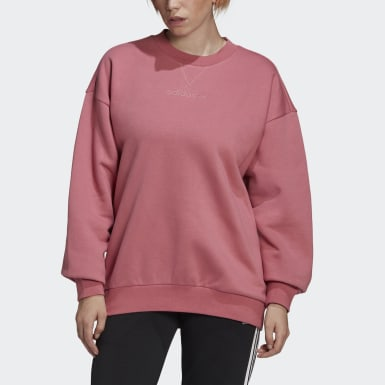 Sweat-shirt Oversize rose Femmes Originals