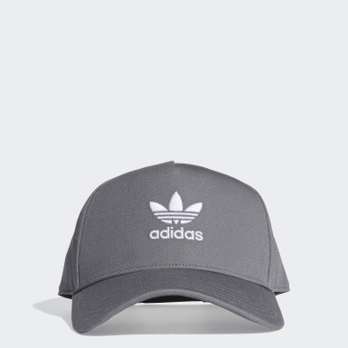 Originals Grey Adicolor Trucker Cap
