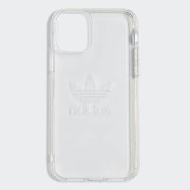 Coque Clear Molded iPhone 2019 5.8 argent Originals