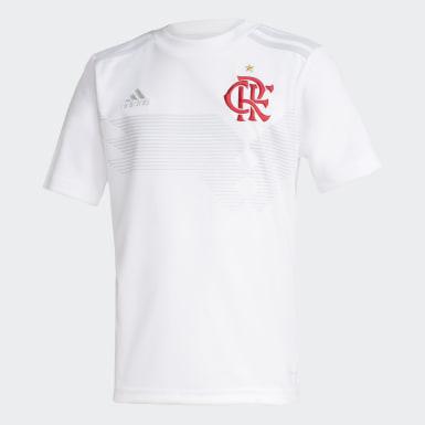 Camisa Flamengo adidas 70 anos Infantil