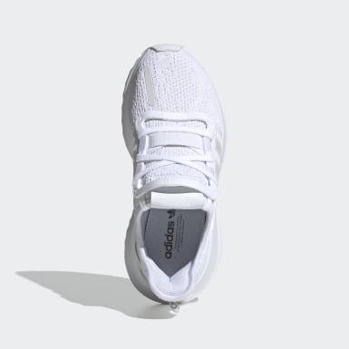 Chaussure U_Path Run Blanc Enfants Originals