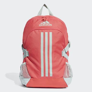 เด็ก เทรนนิง สีชมพู กระเป๋าเป้ Power 5
