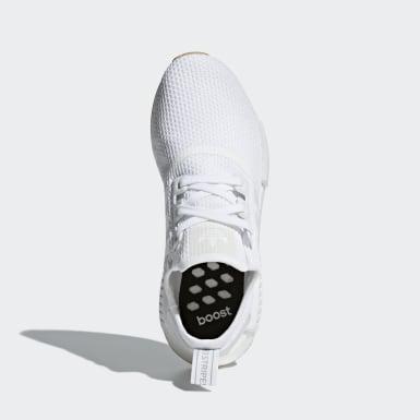 Originals NMD_R1 Schuh Weiß