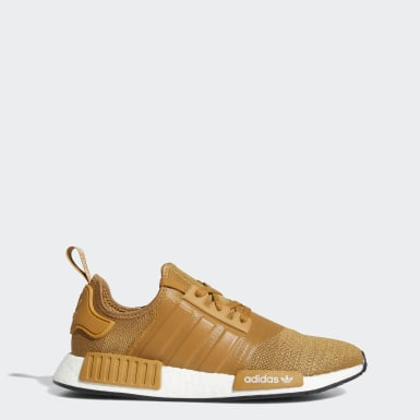 Men's Originals Brown NMD_R1 Shoes