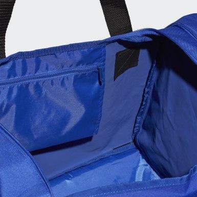 Mochila para entrenamiento mediana Tiro (UNISEX) Azul Fútbol