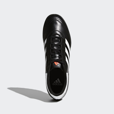 Men Football Black Goletto 6 Turf Shoes