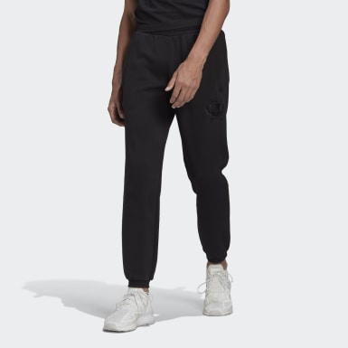 Herr Originals Svart Collegiate Crest Pants
