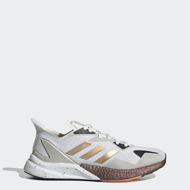 Women Running White X9000L3 Shoes