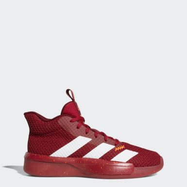 Basketball Rød Pro Next 2019 sko