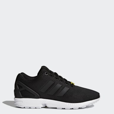Originals Sort ZX Flux-sko