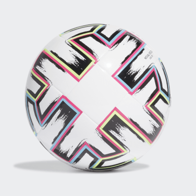 Ballon Uniforia League J350 Blanc Enfants Football
