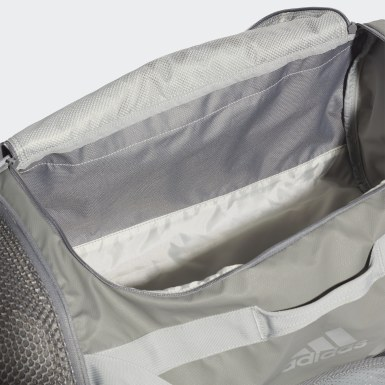 Handball Grey 4ATHLTS ID Duffel Bag Medium