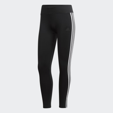 Calça Legging Designed 2 Move Climalite 3-Stripes