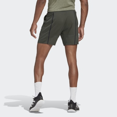 SHORT ERGO TENNIS AEROREADY Vert Hommes Tennis
