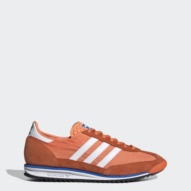 Sapatos SL 72 Laranja Mulher Originals