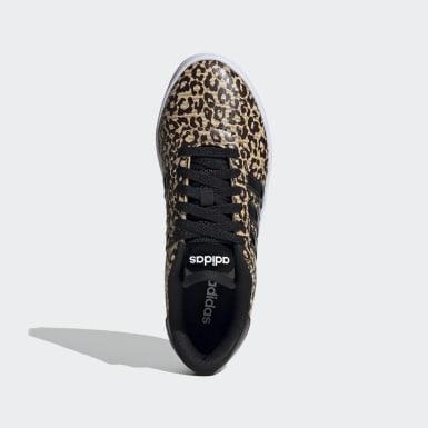Zapatillas Court Bold Beige Mujer Diseño Deportivo